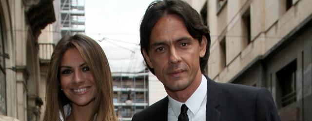 Pippo Inzaghi e Alessia Ventura: single ma amici