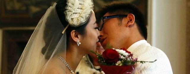 Record di dote per una sposina cinese