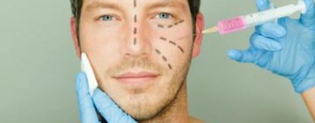 Chirurgia plastica: cresce la clientela maschile