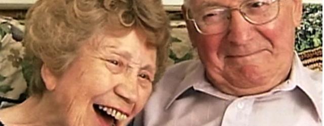 Non è mai troppo tardi: coronano il loro sogno d'amore a 90 anni