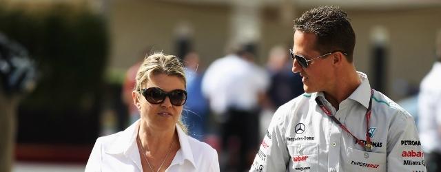 Il vero amore che lega Corinna a Michael Schumacher