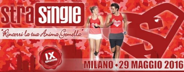 Lovepedia è ai blocchi di partenza per StraSingle Milano 2016