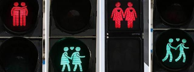 In Australia il primo semaforo donna