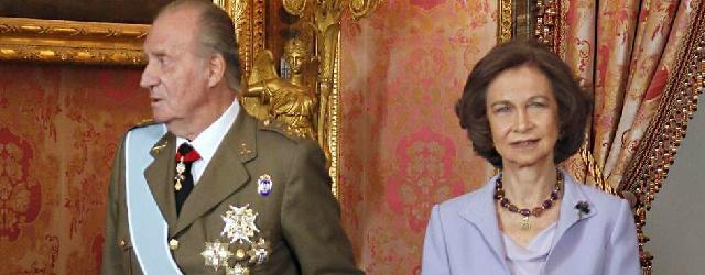 L'infedeltà del re spagnolo: anche i grandi sbagliano