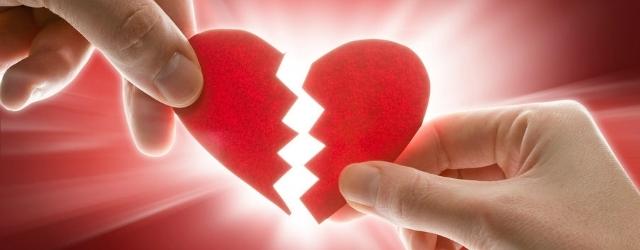 Un cuore spezzato crea anche malessere fisico