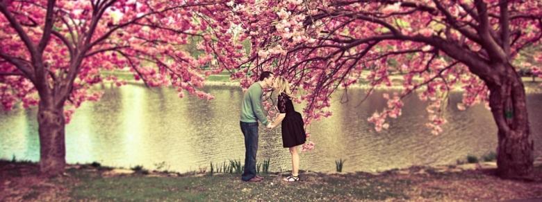 Primavera, l'inizio di nuovi amori e la fine dei vecchi