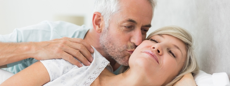 I rapporti intimi migliorano a 60 anni