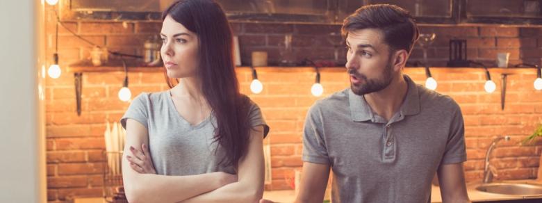 Quando litigare col partner aiuta il rapporto