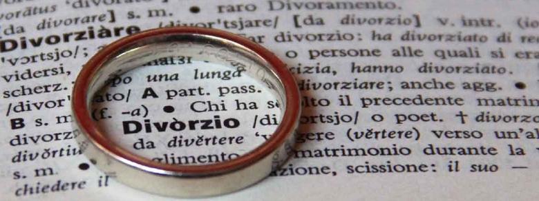 Divorzio, carcere per chi non paga l'assegno di mantenimento
