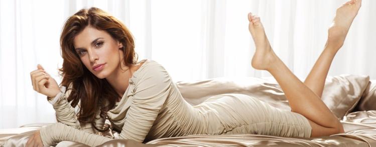 Elisabetta Canalis torna da sexy mamma