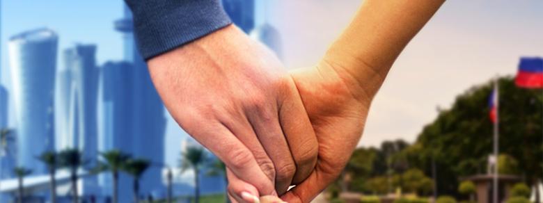 Emergenza sanitaria: amore a distanza per coppia italiana
