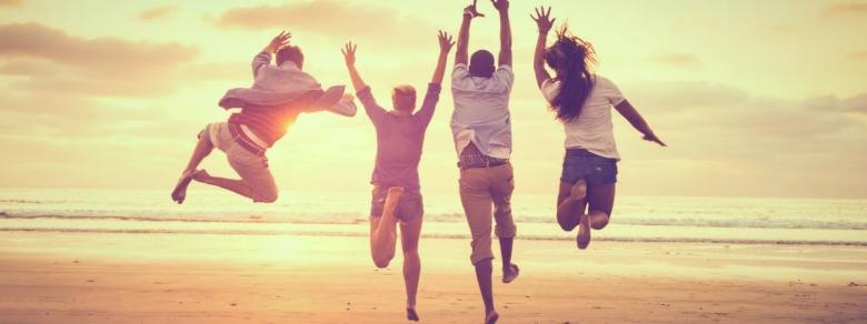 La ricerca della felicità: scoperto cosa rende davvero felici