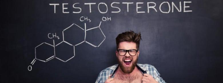 Quali sono i benefici che il testosterone dona all'uomo?