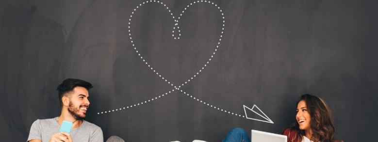 San Valentino, la propria metà si trova in rete