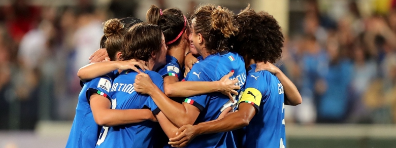 La Storia del Calcio Femminile Italiano da ieri ad oggi