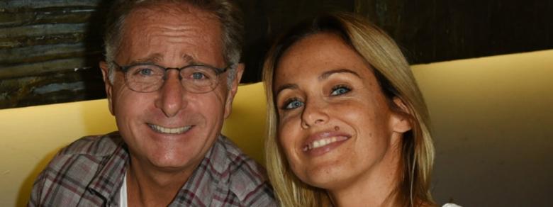 Sonia Bruganelli e Paolo Bonolis, la ricetta dell'amore coniugale duraturo