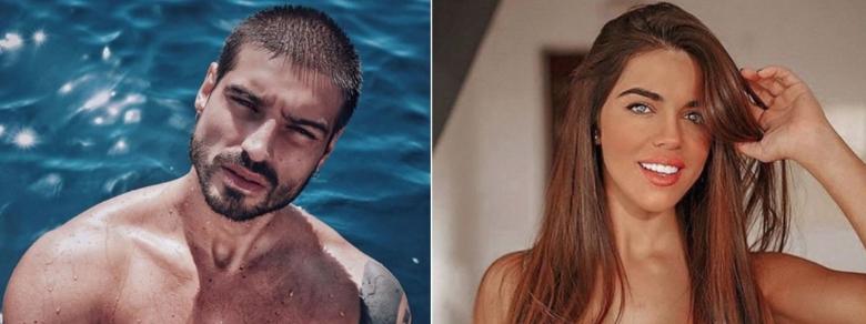 Notte di passione tra i naufraghi Fabio Colloricchio e Violeta Mangrinan