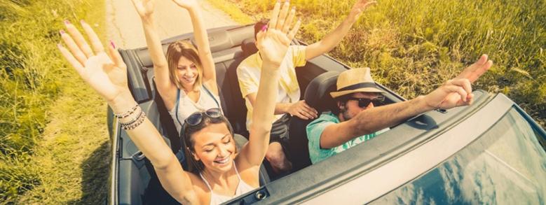 Qual è la ricetta ideale per una vacanza felice in compagnia?