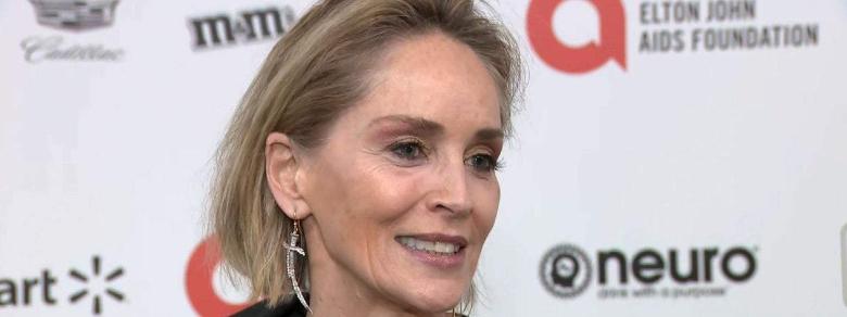 Sharon Stone torna a cercare l'anima gemella sui siti d'incontri