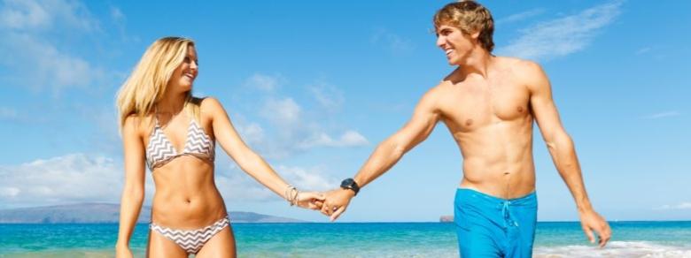Estate, cosa fare in spiaggia con il partner?