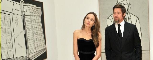 Brad Pitt conferma le nozze con la fede nuziale
