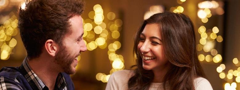 Una buona conversazione conquista più dell'aspetto fisico