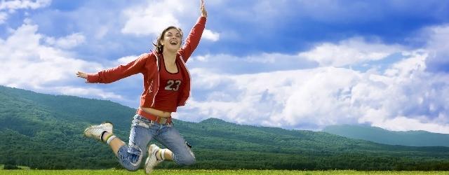 Essere felice in 8 pratiche mosse