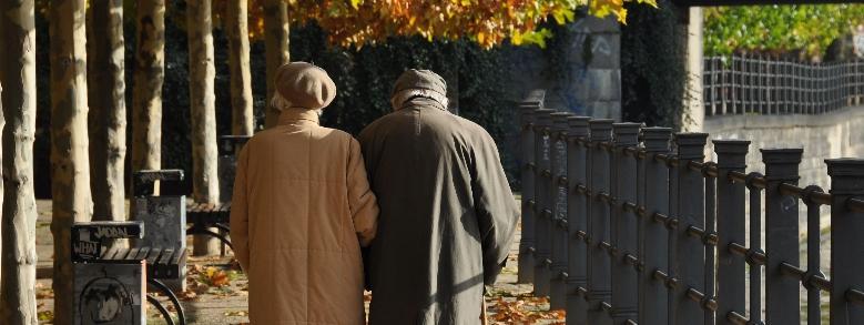 Coppia sposata da 57 anni, muoiono entrambi a distanza di pochi minuti