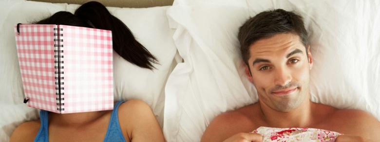 Avere rapporti controvoglia col partner è corretto o no?