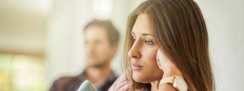 Le motivazioni che portano il partner ad allontanarsi da te
