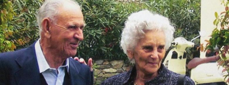 Antonietta e Luigi: storia d'amore d'altri tempi, quasi 70 anni di matrimonio