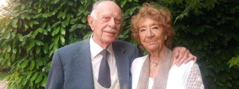 Alberto e Sonia, un amore lungo 70 anni