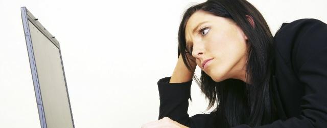Sexual harassment: insulti gratuiti on line