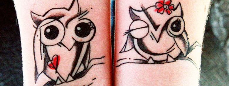 Tatuaggi di Coppia, 12 Esempi Originali a Cui Ispirarsi