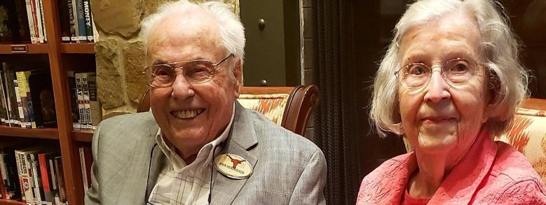 80 anni di matrimonio e 211 in due, è texana la coppia dei record