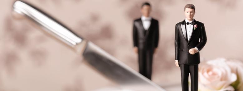 Divorzio omosessuale, quando non è consensuale