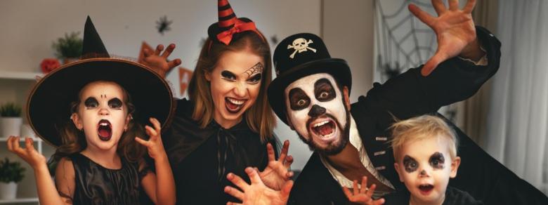 Costumi per Halloween, 15 Travestimenti Originali e Fai da Te