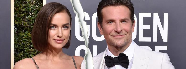 Bradley Cooper e Irina Shayk: amore al capolinea